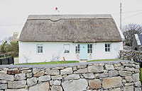 For Sale: Thatched Cottage, Knockanavoddy, Furbo, Co. Galway