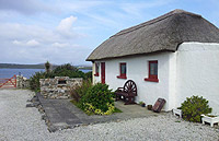 For Sale: Thatched Cottage and Guest House, Garveys Point, Barr Na Tra, Belmullet, Co. Mayo