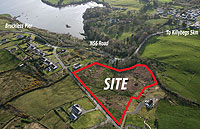 LAND: Coastal Residential Development Site, near Donegal Town, Co. Donegal