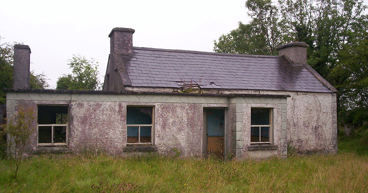 For Sale Old Cottage Skehana Monivea Co Galway
