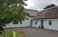 Traditional Thatch Cottage, Toorard, Headford, Co. Galway
