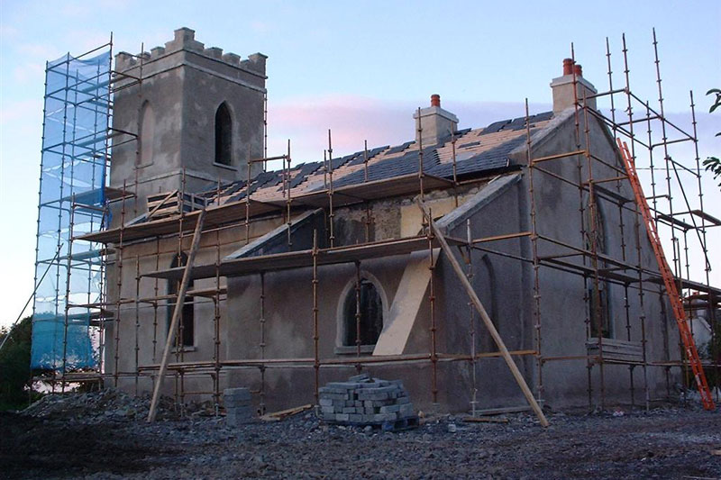 Buying and Restoring a Listed Building