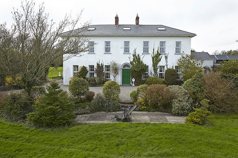 Georgian Country House For Sale: Dromina House, Woodstown, Co. Waterford