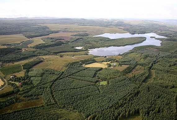 Exclusive Lakeshore Estate For Sale: Lough Atorick, near Woodford, Co. Galway