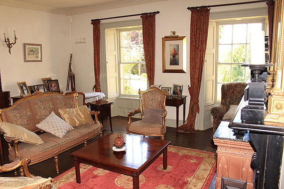 Georgian House For Sale: Rathcoursey House, East Ferry, Midleton, Co. Cork
