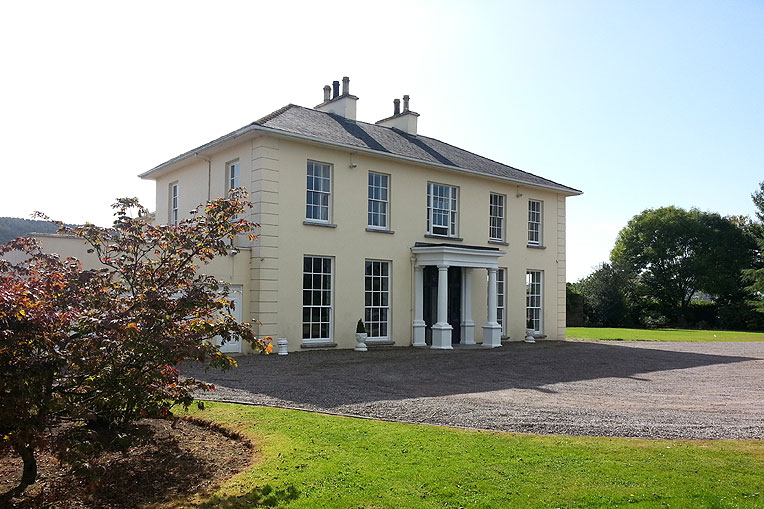 Georgian House For Sale: Rockforest Lodge, Mallow, Co. Cork