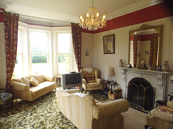 Victorian Glebe House For Sale: The Grange, Curraglass, Co. Cork