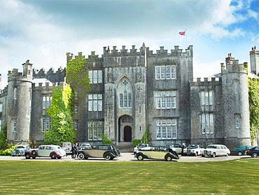 Visit Birr Castle, Birr, Co. Offaly