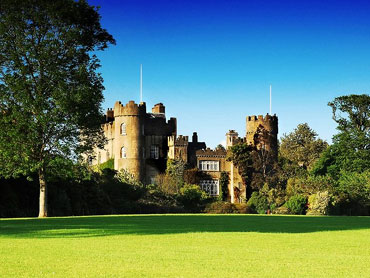 Visit Malahide Castle and Gardens, Malahide, Co. Dublin