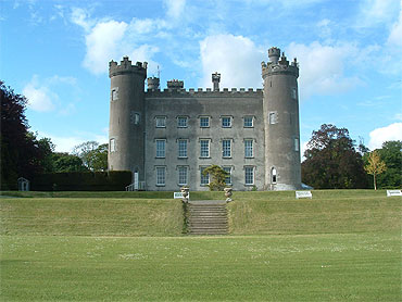 Visit Tullynally Castle & Gardens, Castlepollard, Co. Westmeath