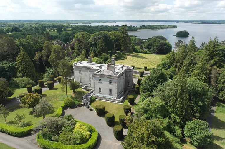 Belvedere House Gardens & Park, Mullingar, Co. Westmeath