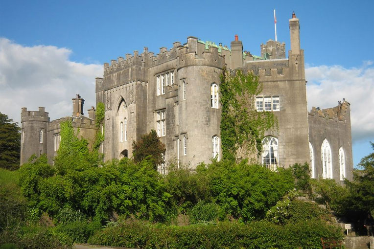 Birr Castle, Birr, Co. Offaly