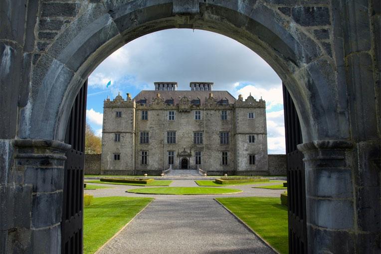 Portumna Castle, Portumna, Co. Galway