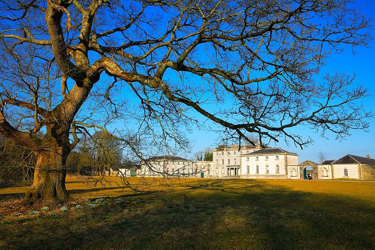 Strokestown Park House, Strokestown, Co. Roscommon