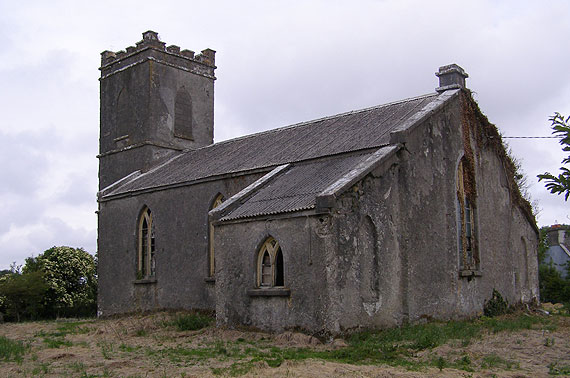 Former Church, Co. Galway