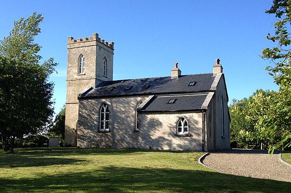 Former Church, Co. Galway