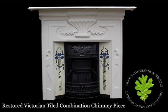 Wilsons Yard - Fireplaces