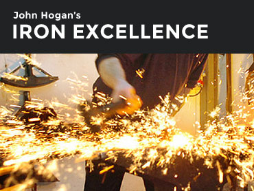 John Hogan's Iron Excellence