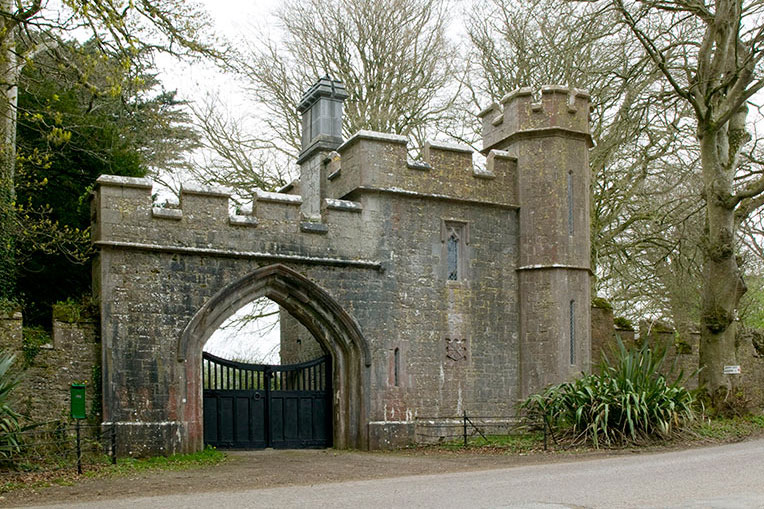 Annes Grove Miniature Castle, Castletownroche, Co. Cork