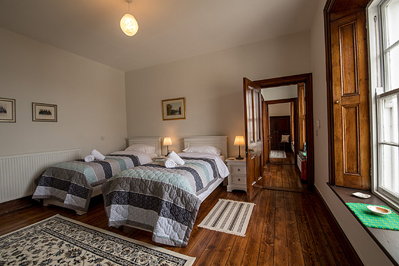 Self-Catering Accommodation at Blackhead Cutter, Whitehead, Co. Antrim