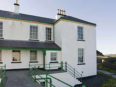 Self-Catering Accommodation at Blackhead Lightkeeper's House 1, Whitehead, Co. Antrim