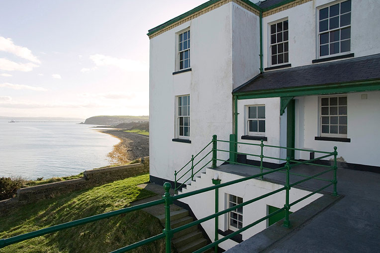 Self-Catering Accommodation at Blackhead Lightkeeper's House 2, Whitehead, Co. Antrim