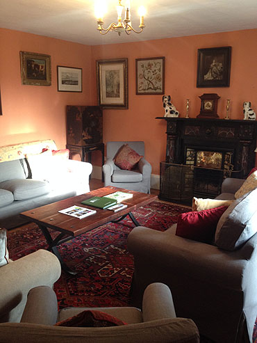 Self-Catering Accommodation at Clomantagh Castle, Freshford, Co. Kilkenny