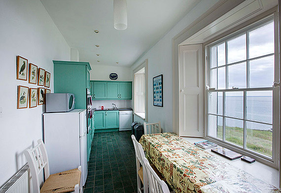 Self-Catering Accommodation at Galley Head Lightkeeper's House 2, Clonakilty, Co. Cork
