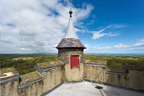 Self-Catering Accommodation at Helen's Tower, Bangor, Co. Down