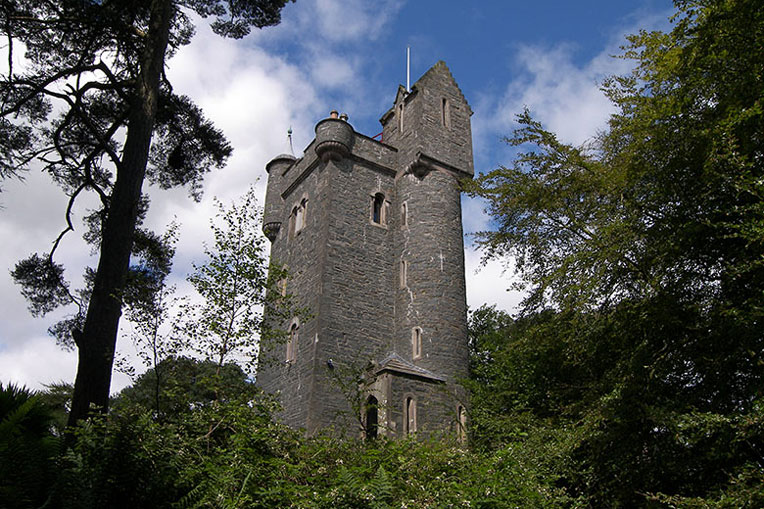 Helen's Tower, Bangor, Co. Down