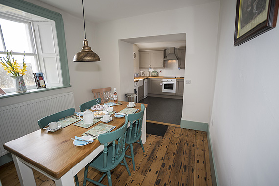 Self-Catering Accommodation at JP Sloop, Killough, Co. Down