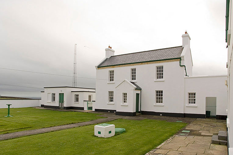 Self-Catering Accommodation at Loop Head Lightkeeper's House, Kilbaha, Co. Clare