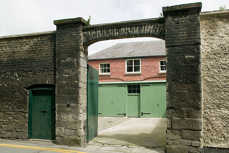 Merrion Mews, Off Merrion Square, Dublin 2