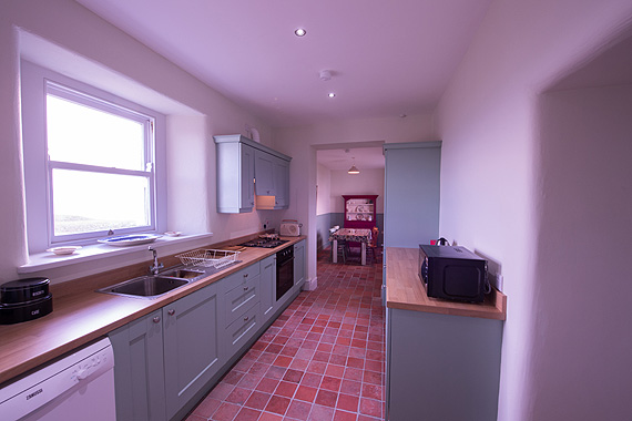Self-Catering Accommodation at SJ Clipper, Dunkineely, Co. Donegal