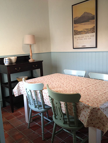 Self-Catering Accommodation at SJ Schooner, Dunkineely, Co. Donegal