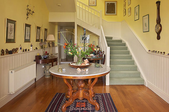 Bed & Breakfast at Mount Vernon, New Quay, Co. Clare