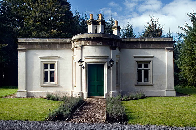 Triumphal Arch Lodge, Colebrooke, Co. Fermanagh