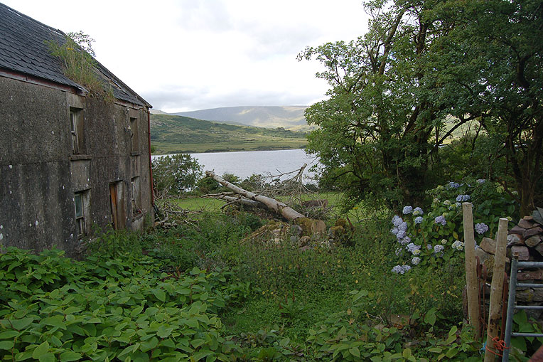 For Sale: Lakeshore Farmhouse, Bohaun, Cloughbrack, Co. Galway
