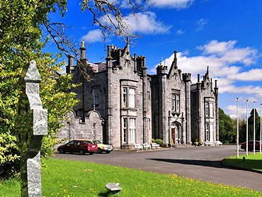 Bed & Breakfast at Belleek Castle, Ballina, Co. Mayo