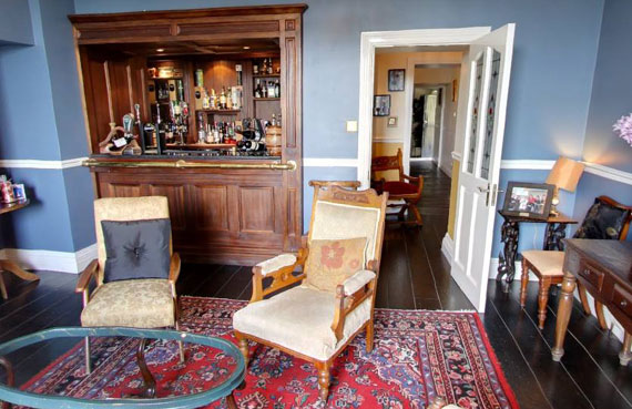 Bed & Breakfast at Carrygerry Country House, Shannon, Co. Clare
