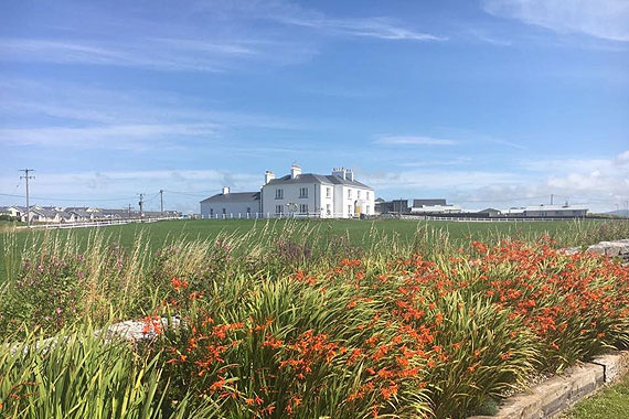 Bed & Breakfast at Spanish Point House, Spanish Point, Co. Clare