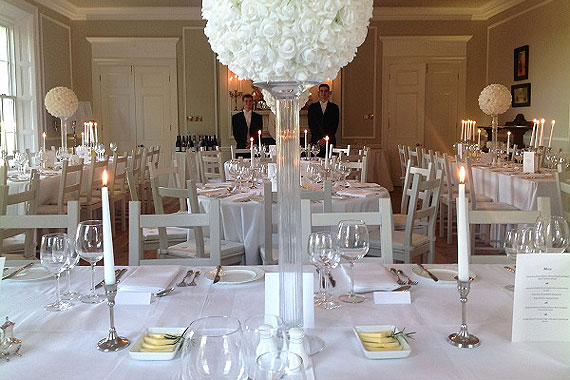 Weddings & Events at Clonwilliam House, Woodenbridge, Arklow, Co. Wicklow