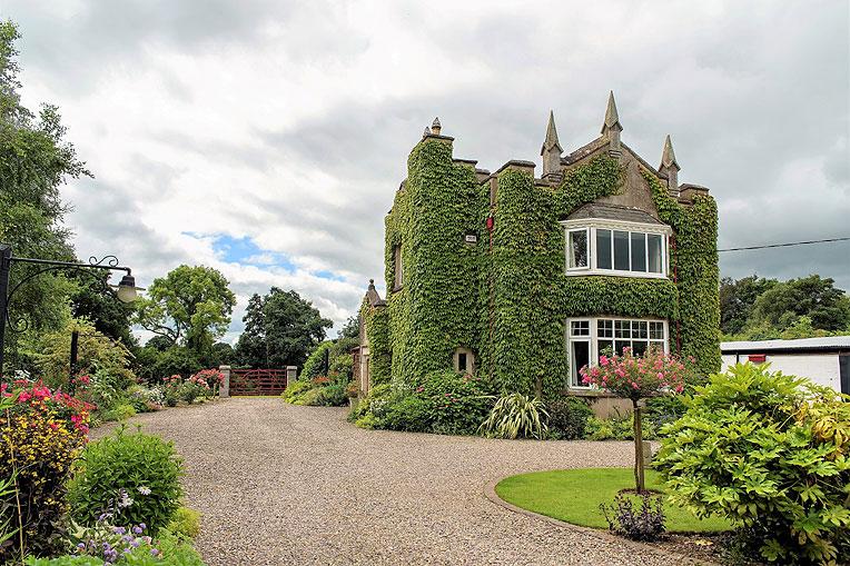 Period House For Sale: Ballyclough House, Kilworth, Co. Cork