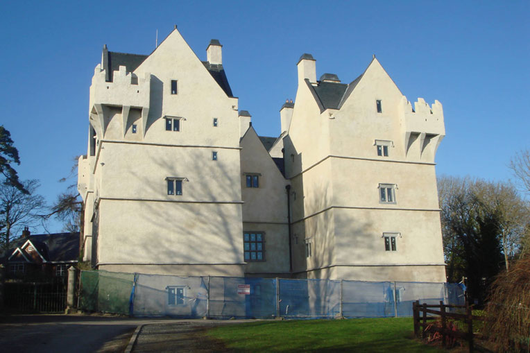 Castle For Sale: Monkstown Castle, The Demesne, Monkstown, Co. Cork