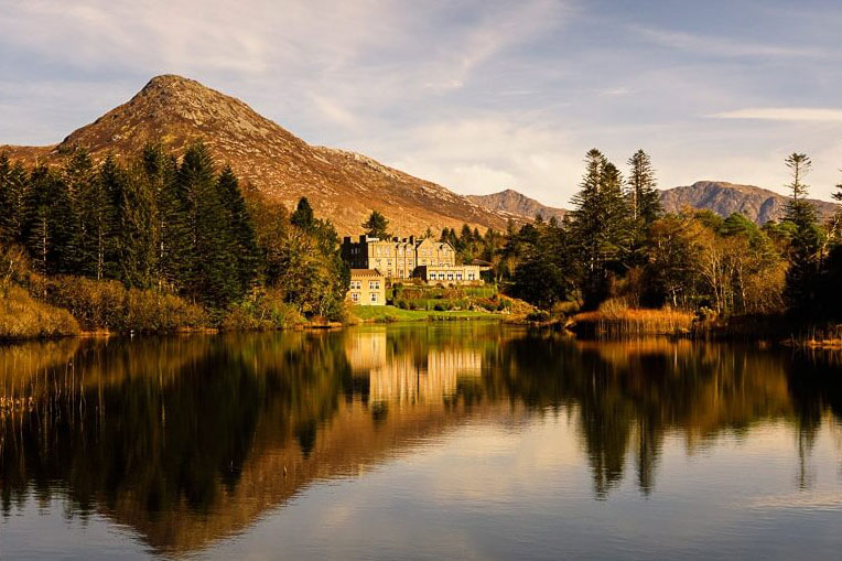 Ballynahinch Castle, Connemara, Co. Galway