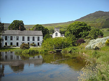 Bed & Breakfast at Ghan House, Carlingford, Co. Louth