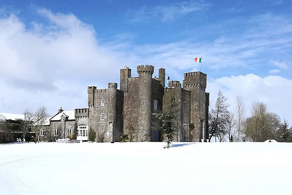 Self-Catering Accommodation at Lisheen Castle, Thurles, Co. Tipperary