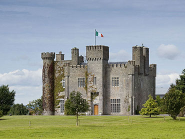 Self-Catering Accommodation at Lisheen Castle, Co. Tipperary