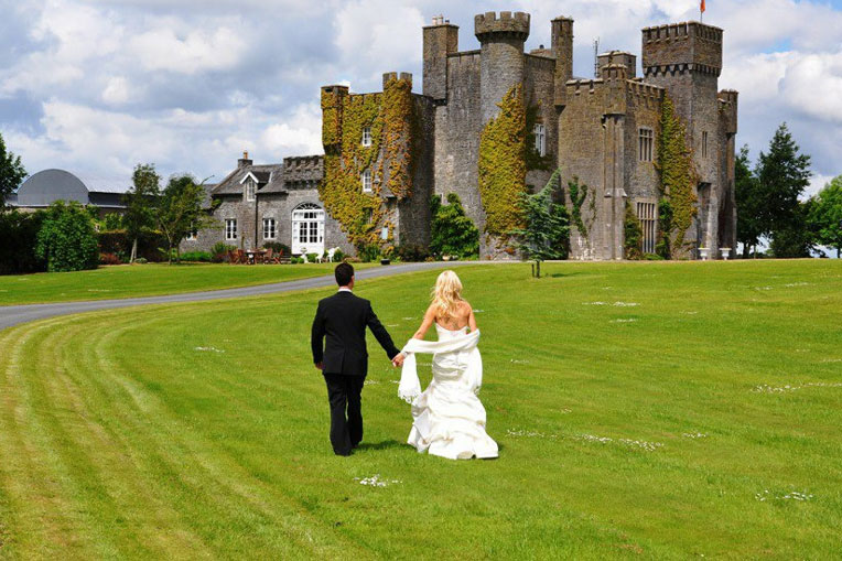 Private Events & Weddings at Lisheen Castle, Thurles, Co. Tipperary