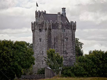 Castle For Sale: Caherkinmonwee Castle, Craughwell, Co. Galway